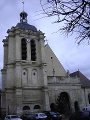 Eglise Notre-Dame -  Pontoise_église_Notre_Dame