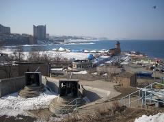 Immeuble - Русский: Владивостокская крепость (22)