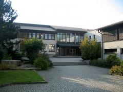 Dolmen de la Pierre-Plate situé dans la forêt de l'Isle-Adam - English: Vocational School of Münchberg