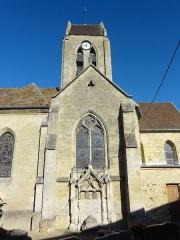 Eglise Saint-Pierre - Français:   Église Saint-Pierre de Puiseux-Pontoise - voir titre.