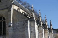 Eglise Saint-Samson - Deutsch: Kirche Saint-Samson in La Roche-Guyon