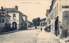 Mairie et marché couvert -
