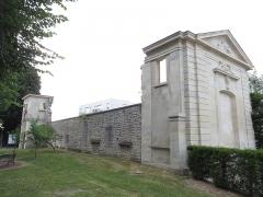 Château des Caramans - English:   Château des Caramans in Roissy-en-France in 2018