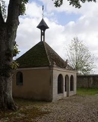 Ermitage de Saint-Clair - Français:   Chapelle de l\'Ermitage de Saint-Clair à Saint-Clair-sur-Epte (Val d\'Oise).