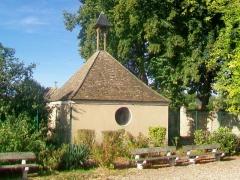Ermitage de Saint-Clair - Français:   L\'Ermitage: la chapelle.