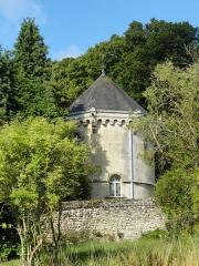 Château de Magnitot - Français:   Colombier du château.