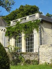 Château de Magnitot - Français:   Orangerie.
