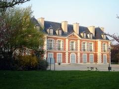 Château du Maréchal de Catinat - Français:   Le château du maréchal de Catinat à Saint-Gratien, Val-d\'Oise, France.
