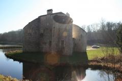 Château de la Chasse - Deutsch: Das JAgdschloss im Wald von Montmorency (Val-d'Oise), Frankreich