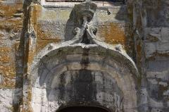 Eglise - Deutsch: Katholische Kirche Saint-Martin in Survilliers, einer Gemeinde im Canton de Luzarches (Île de France), Renaissance-Portal