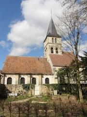 Eglise Notre-Dame -  Église Notre-Dame de Théméricourt (voir titre).