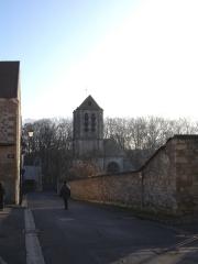 Eglise -  Eglise Notre-Dame de l'Assomption,Vauréal (Cergy-Pontoise), France.