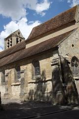 Eglise - Deutsch: katholische Kirche Notre-Dame-de-l'Assomption in Vauréal