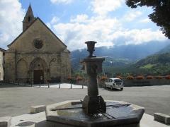 Eglise - Français:   Église Notre-Dame-de-Bethléem