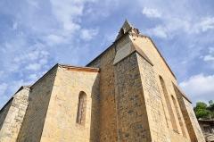 Eglise - Français:   Église de Bayons
