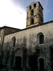 Eglise Saint-Victor -  Alpes Haute-Provence Castellane Eglise Saint-Victor Cote Sud