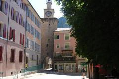 Tour de l'Horloge -  Castellane