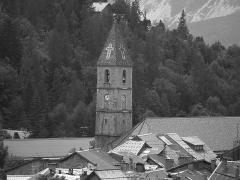Eglise paroissiale Saint-Martin - Français:   Colmars (Alpes-de-Haute-Provence, Provence-Alpes-Côte d\'Azur, France): L\'église Saint-Martin.