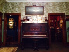 """Ancienne cathédrale Notre-Dame de l'Assomption, actuellement église paroissiale -  """"My great aunt and and uncle gave me this 100+ year old piano. It fits perfectly on this wall.""""—Chad R. Johnson"""