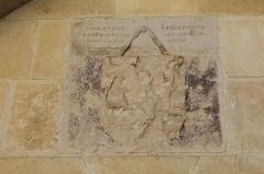Couvent des Cordeliers (restes de l'ancien) - Français:   Couvent des Cordeliers de Forcalquier.