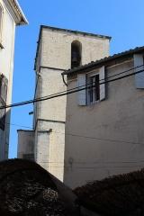 Eglise Notre-Dame-du-Bourguet - Français:   Cathédrale Notre-Dame du Bourguet de Forcalquier.