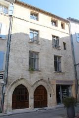 Hôtel d'Autane - Français:   Hôtel d\'Autane, Forcalquier.