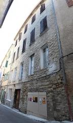 Maison Jean Rey - Français:   Maison Jean Rey à Forcalquier.