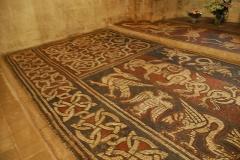 Prieuré - Deutsch: Prieuré de Ganagobie, Mosaik Nr. 3, Stufe