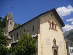 Eglise Saint-Nicolas-de-Myre -  Jausiers