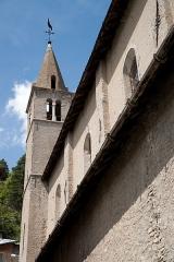 Eglise Saint-Nicolas-de-Myre - Français:   Église St Nicolas-de-Myre - Jausiers