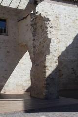 Couvent des Observantins (restes de l'ancien) - Français:   Couvent des Observantins, Manosque.