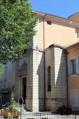 Couvent de la Présentation - Français:   Couvent de la Présentation, Manosque.