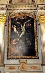 Eglise Notre-Dame-de-Romigier - Deutsch: Manosque, Kirche ND de Romigier, Wandgemälde