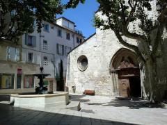 Eglise Saint-Sauveur -  Manosque Eglise Saint-Sauveur