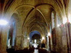Eglise Saint-Sauveur -  Manosque Eglise Saint-Sauveur Bas Cote Droit