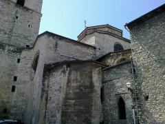Eglise Saint-Sauveur -  Manosque Eglise Saint-Sauveur Chevet