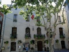 Hôtel de ville -  Manosque Mairie 12072015