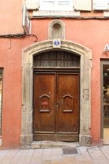 Immeuble - Français:   Immeuble, 5-7 Grande-Rue, rue Torte, Manosque.
