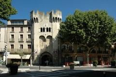 Porte de la Saunerie - Français:   Porte Saunerie (Manosque)