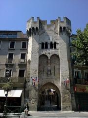 Porte de la Saunerie -  Manosque Porte De La Saunerie