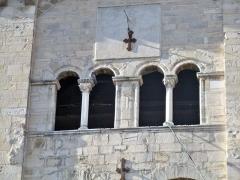 Porte de la Saunerie - Français:   détail de la porte Saumerie à Manosque, France