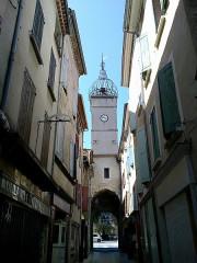 Porte Soubeyran -  Manosque Porte Soubeyran