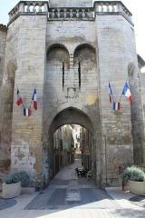 Porte Soubeyran - Français:   Porte médiévale à Manosque