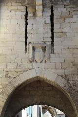Porte Soubeyran - Français:   Porte de Soubeyran, Manosque.