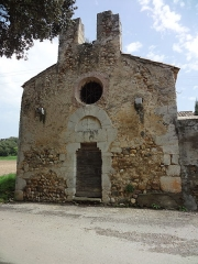 Chapelle Saint-Honorat -       This file was uploaded  with Commonist.