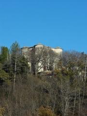Château de Fontenelle -  Château de Fontenelle à Mirabeau