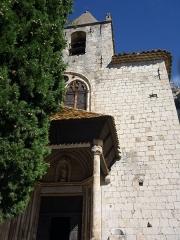 Chapelle Notre-Dame de Beauvoir - Deutsch: Chapelle Notre-Dame-de-Beauvoir à Moustiers-Sainte-Marie