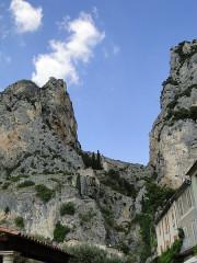 Chapelle Notre-Dame de Beauvoir -  Moustier Sainte Marie