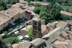 Eglise - Français:   Moustiers-Sainte-Marie