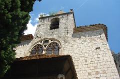 Eglise -  Moustiers Sainte-Marie